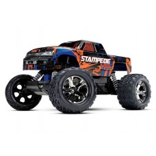 Traxxas Stampede VXL 1/10 Scale 2wd Truck Orange