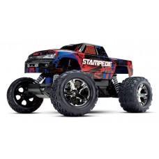 Traxxas Stampede VXL 1/10 Scale 2wd Truck Red