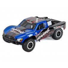 Traxxas Nitro Slash 3.3 2WD Blue