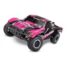 Traxxas Slash 1/10 Scale Short Course Truck Pink 58034-1