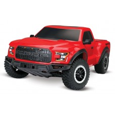 Traxxas 1/10 2017 Ford Raptor RTR Red