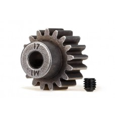 Traxxas 17 Tooth 1.0 Pitch Pinion Gear 6490X