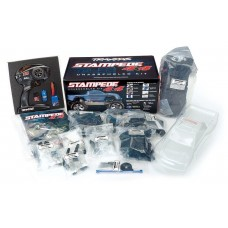 Traxxas Stampede 4x4 1/10 Scale Truck Assembly Kit