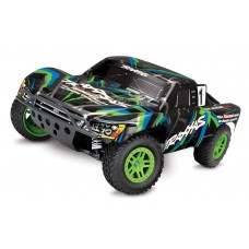 Traxxas Slash 4x4 1/10 Scale Brushed Truck Green