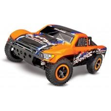 Traxxas Slash 4x4 Brushless RTR 1/10 w/TSM Orange