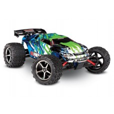 Traxxas 1/16 E-Revo RTR Brushed Truck Green
