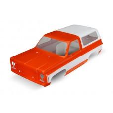 Traxxas TRX-4 Chevy Blazer Orange Body