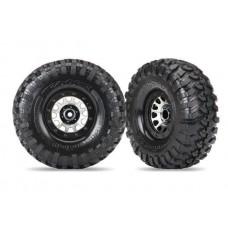 "Traxxas TRX-4 Canyon Trail / Method 105 Wheels 2.2"" Mounted"