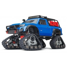 Traxxas TRX-4 Sport w/All Terrain Traxx System RTR Blue