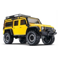 Traxxas TRX-4 Land Rover 1/10 Scale Crawler AA Yellow