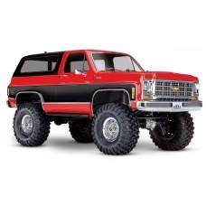 Traxxas TRX-4 Chevy Blazer 1/10 RTD Crawler Red 82076-4
