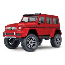 Traxxas TRX-4 Mercedes-Benz G 500 Red 1/10 RTR Crawler