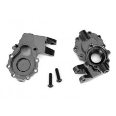 Traxxas TRX-4 Aluminum Front Inner Poral Drive Housing Charcoal