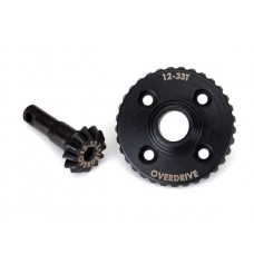 Traxxas TRX-4 Overdrive Machined Rear Differential Ring & Pinion Gear