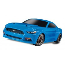 Traxxas 4-Tec 2.0 1/10 Scale Brushed AWD Mustang GT RTR Light Blue
