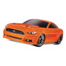 Traxxas 4-Tec 2.0 1/10 Scale Brushed AWD Mustang GT RTR Orange