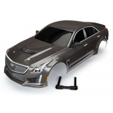 Traxxas Silver Cadillac CTS-V 4-Tec 2.0 Body
