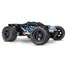 Traxxas 1/10 E-Revo 2 VXL Brushless RTR Truck Blue
