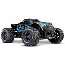 Traxxas MAXX 4S 1/10 4wd Brushless Truck Blue