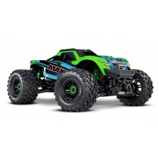 Traxxas MAXX 4S 1/10 4wd Brushless Truck Green