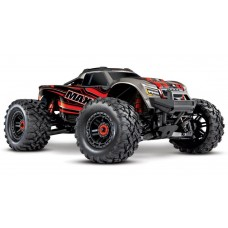 Traxxas MAXX 4S 1/10 4wd Brushless Truck Red