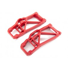 Traxxas Maxx Lower Suspension Arms Red