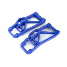 Traxxas Maxx Lower Suspension Arms Blue