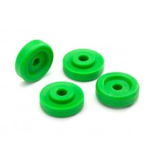 Traxxas Maxx Green Wheel Washers (4)