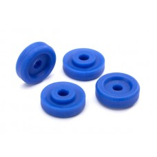 Traxxas Maxx Blue Wheel Washers (4)
