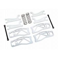 Traxxas Maxx WideMaxx Extended Suspension Kit White