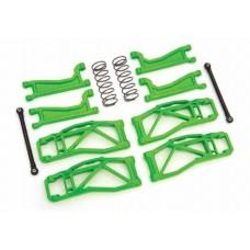 Traxxas Maxx WideMaxx Extended Suspension Kit Green