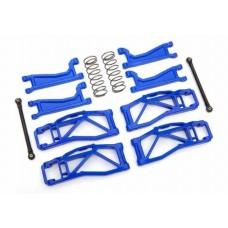 Traxxas Maxx WideMaxx Extended Suspension Kit Blue