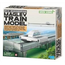 4M Green Science MagLev Train Model Kit