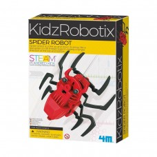 4M KidzRobotix Spider Robot Kit