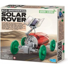 4M Green Science Eco-Engineering Solar Rover Kit
