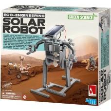 4M Green Science Eco-Engineering Solar Robot Kit