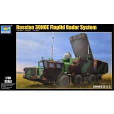 Trumpeter 1:35 30N6E Flap Lid Radar System Plastic Model Kit