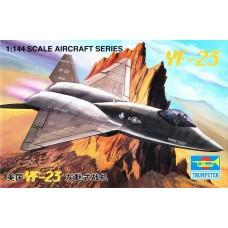 Trumpeter 1/144 YF-23 Plastic Model Kit