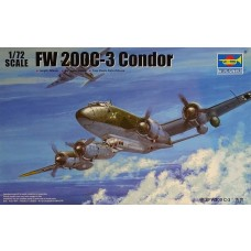 Trumpeter 1/72 FW.200 C-3 Condor Plastic Model Kit