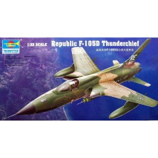 Trumpeter Scale Models 1/32 F-105D Thunderchief
