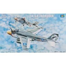 Trumpeter 1/32 A6A Intruder Aircraft Plastic Model Kit