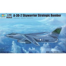 Trumpeter 1:48 A-3D-2 Skywarrior Plastic Model Kit