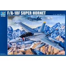 Trumpeter 1/32 F/A18F Super Hornet Fighter Plastic Model Kit