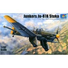 Trumpeter 1:32 Junkers Ju-87A Stuka Plastic Model Kit