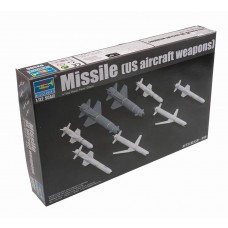 Trumpeter 1/32 Modern US Aircraft Weapons Set Plastic Model Kit