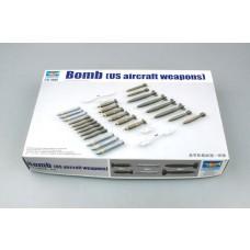 Trumpeter 1/32 US Weapons Set Bombs Plastic Model Kit