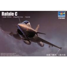 Trumpeter 1:144 French Rafale C Plastic Model Kit