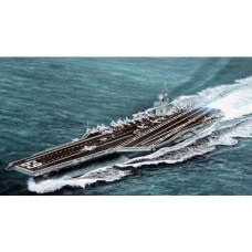 Trumpeter Scale Models 1:700 USS Dwight D. Eisenhower Plastic Model Kit