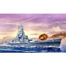 Trumpeter Scale Models 1/700 USS Massachusetts BB-59 Plastic Model Kit