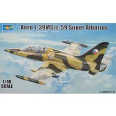 Trumpeter 1/48 39MS/L59 Super Albatros Plastic Model Kit